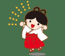 Enishi chan sticker #6900989