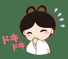 Enishi chan sticker #6900990