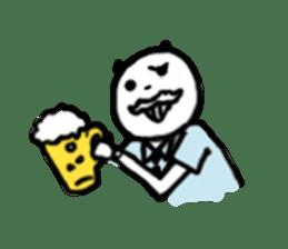 Handa Mitsunori Sticker sticker #6901435