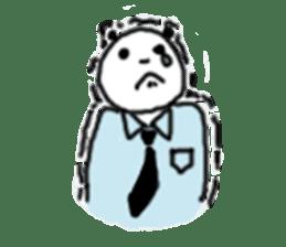 Handa Mitsunori Sticker sticker #6901447