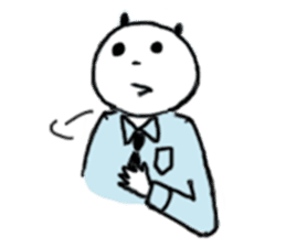 Handa Mitsunori Sticker sticker #6901460