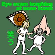 cheerful Japanese proverbs. sticker #6902024