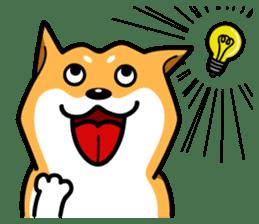 Shiba Inu Genki No.3 sticker #6907396