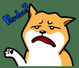 Shiba Inu Genki No.3 sticker #6907429