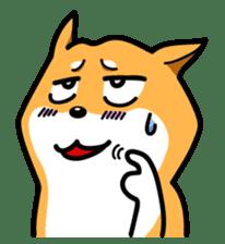Shiba Inu Genki No.3 sticker #6907430