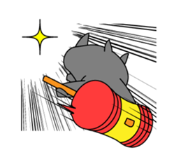 Troublesome Rhinoceros sticker #6908186