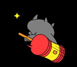 Troublesome Rhinoceros sticker #6908186