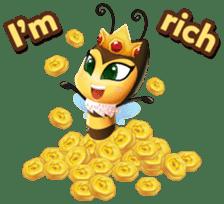 Honey Snatch Official Sticker sticker #6915522