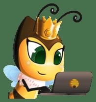 Honey Snatch Official Sticker sticker #6915525