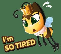 Honey Snatch Official Sticker sticker #6915530