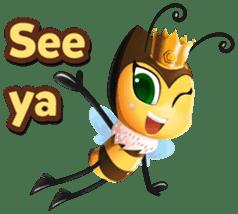 Honey Snatch Official Sticker sticker #6915536