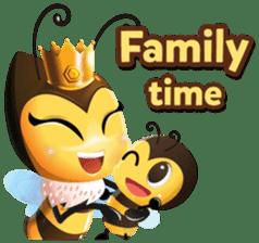Honey Snatch Official Sticker sticker #6915537