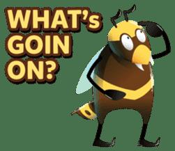 Honey Snatch Official Sticker sticker #6915550