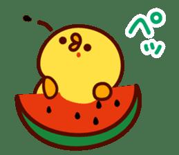 ankoromochi no ibarakiben2 sticker #6920002