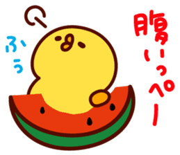 ankoromochi no ibarakiben2 sticker #6920003