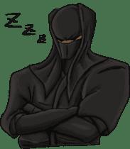 Cool ninja 2 sticker #6920682