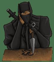 Cool ninja 2 sticker #6920696