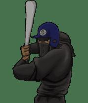 Cool ninja 2 sticker #6920704