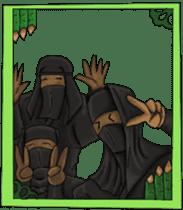 Cool ninja 2 sticker #6920708