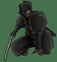 Cool ninja 2 sticker #6920709