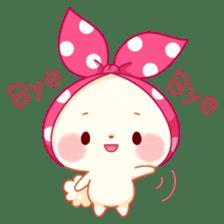 Mochizukin-chan 1 sticker #6926196