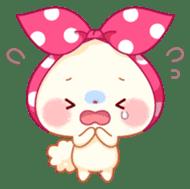 Mochizukin-chan 1 sticker #6926197
