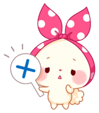 Mochizukin-chan 1 sticker #6926199