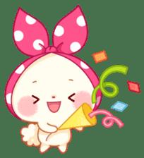 Mochizukin-chan 1 sticker #6926200
