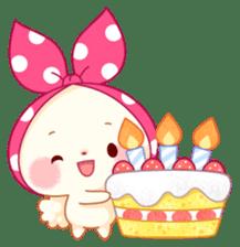 Mochizukin-chan 1 sticker #6926203