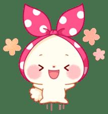 Mochizukin-chan 1 sticker #6926204