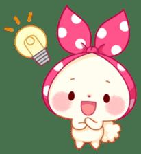 Mochizukin-chan 1 sticker #6926208