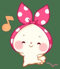 Mochizukin-chan 1 sticker #6926210