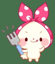 Mochizukin-chan 1 sticker #6926216