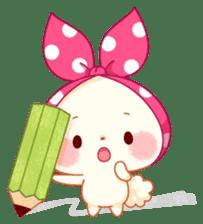 Mochizukin-chan 1 sticker #6926221