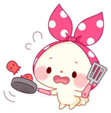 Mochizukin-chan 1 sticker #6926224