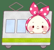 Mochizukin-chan 1 sticker #6926229