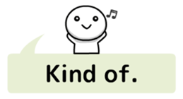 Simple Balloon Messages sticker #6932581