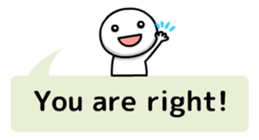 Simple Balloon Messages sticker #6932582