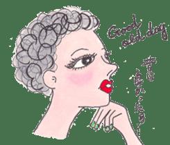 I'm Curly sticker #6934041