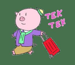 Osharebuta Tom sticker #6934796