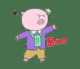 Osharebuta Tom sticker #6934800