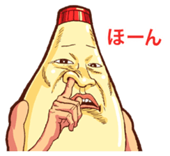Mayonnaise Man 5 sticker #6935984