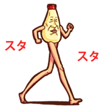 Mayonnaise Man 5 sticker #6936000