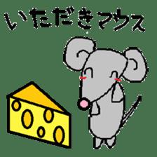 Crappy animals sticker #6936292