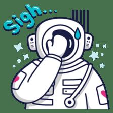 Cosmic Stranger sticker #6937593