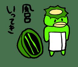 tibikappa sticker #6938180