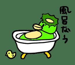 tibikappa sticker #6938181