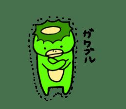 tibikappa sticker #6938209