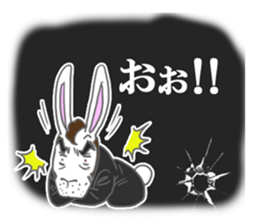 Rabbit executive director sticker #6941674