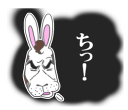 Rabbit executive director sticker #6941689